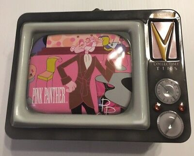Pink Panther Lunch Box  New