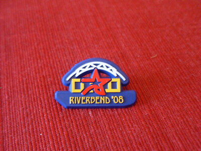 2008 Riverbend Festival Admission Pin - Chattanooga TN