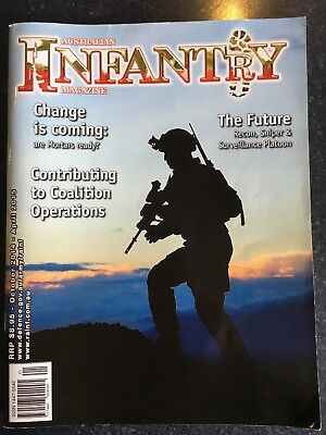 Australian Infantry Army Magazine October 2014-April 2015 Defence Force