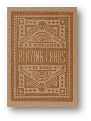 Green Wheel (Limited Edition) Playing Cards by Art of Play Poker Spielkarten