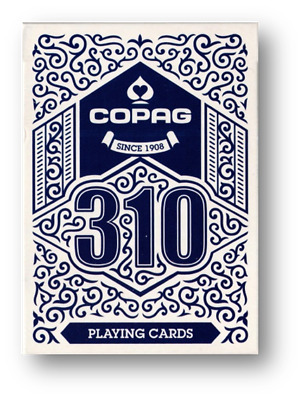 COPAG 310 Playing Cards (Blue) Poker Spielkarten