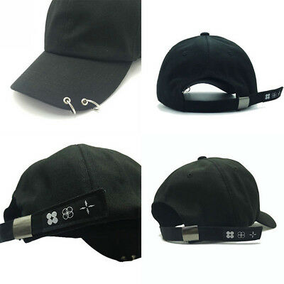 Adjustable Hot KPOP BTS LIVE THE WINGS TOUR Hat Bangtan Boys Ring Baseball Cap