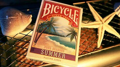 Bicycle Four Seasons Limited Edition (Summer) Playing Cards Poker Spielkarten