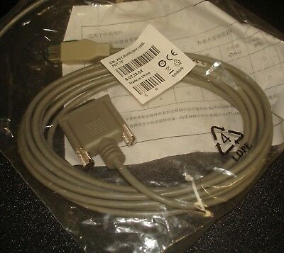 Datalogic 8-0732-02 Rev A Scanning 15' CABLE ASY-ROHS-IBM-USB-15-pin-POT P25