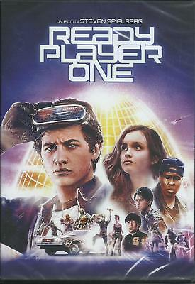 Ready player one (2018) DVD
