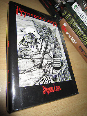 Stephen Laws THE MIDNIGHT MAN 1st/HB Signed/Limited Silver Salamander Press