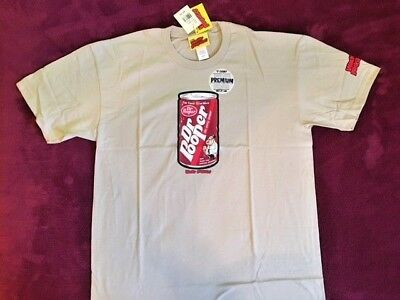 WACKY PACKAGES t-shirt Dr Pooper adult L (large) new with tags NWT Topps