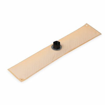 """Holley Hydramat Fuel Tank Collector Option 6 15x3"""" Rectangle 3/8"""""""