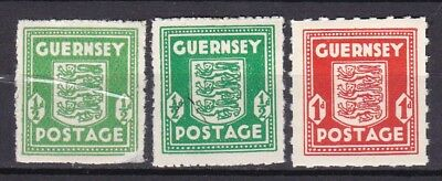 Guernsey Wartime (11) Mint Never Hinged