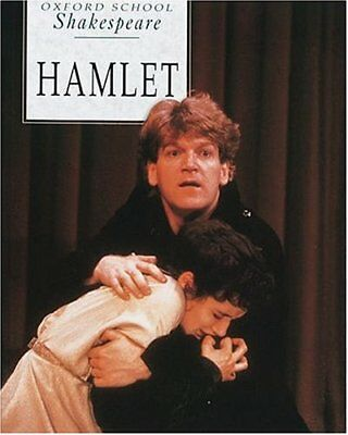 Hamlet (Oxford School Shakespeare),William Shakespeare, Roma Gill