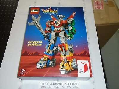 Lego Ideas 21311 #022 Voltron Defender Of The Universe - In Stock - Nuovo New