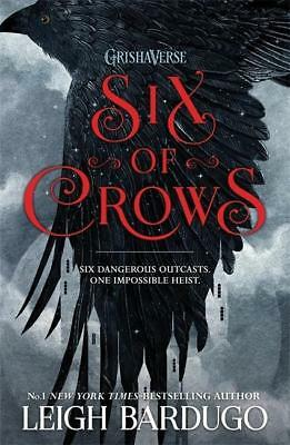 Six of Crows | Leigh Bardugo |  9781780622286