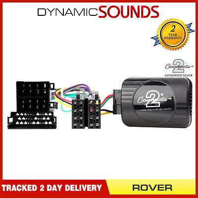 DS-RV006 PIONEER Car Stereo Steering Wheel Stalk Control Adaptor Lead For Rover