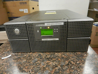 Dell Power Vault TL4000 Tape Backup Library Loader LTO - No Tape drives