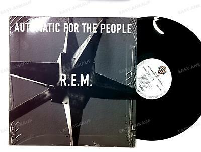R.E.M. - Automatic For The People - UK & Europe LP 1992 /3
