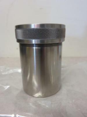Spex 8007 Stainless Steel Grinding Vial Jar for 8000 Mixer Mill- New