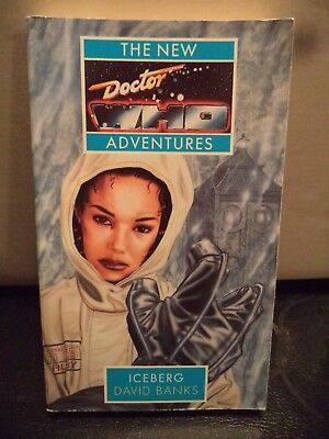 Doctor Who - New Adventures - Iceberg by David Banks (1993, Paperback)
