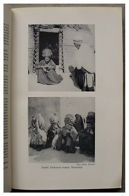 1934 Hackin - AFGHANISTAN - Ancient Monuments - DURRANI TRIBES - Turkomans - 5