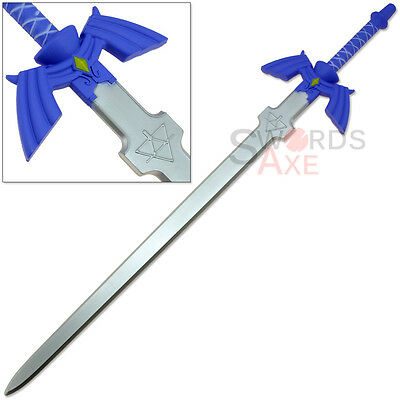 "FOAM Legend of Zelda Skyward Master Sword Breath of the Wild 40.75"" LARP Cosplay"