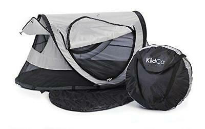 KidCo P4012 Lightweight PeaPod Plus UV Protection Midnight Infant Travel Bed