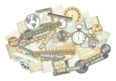 *A&B* KAISERCRAFT Scrapbooking Collectables - Documented - CT898