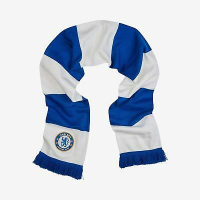 Chelsea Crest Scarf Official Merchandise Birthday Gift Xmas Present Stamford