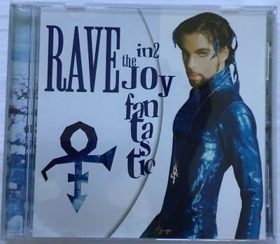 Prince Rave In2 the Joy Fantastic cd NPGMC CD VERY RARE FAN ONLY