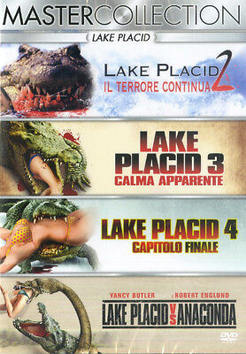 Lake Placid Master Collection  5 Dvd  Cofanetto  Horror