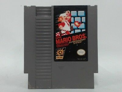 Super Mario Bros Nes Nintendo  Good