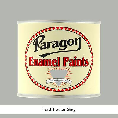 Paragon Paints Ford Tractor Grey High Temp Engine Enamel Paint