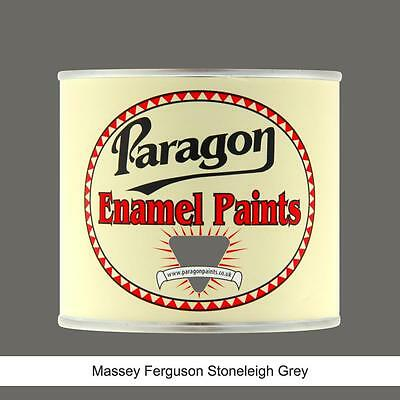 Paragon Paints Massey Ferguson Stoneleigh Grey High Temp Engine Enamel Paint