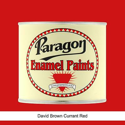 Paragon Paints David Brown Tractor Currant Red High Temp Engine Enamel Paint