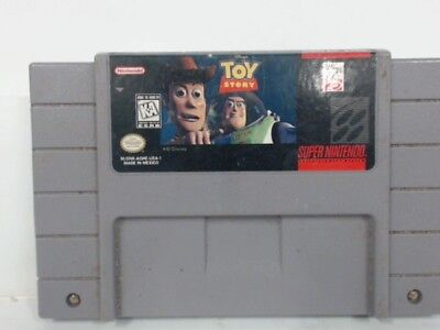 TOY STORY Super Nintendo SNES Good