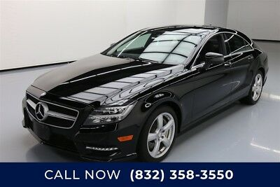 Mercedes-Benz CLS-Class CLS 550 Texas Direct Auto 2013 CLS 550 Used Turbo 4.7L V8 32V Automatic AWD Sedan