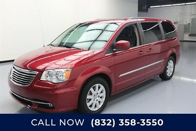 Chrysler Town & Country Touring Texas Direct Auto 2015 Touring Used 3.6L V6 24V Automatic FWD Minivan/Van