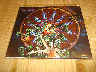 SEBASTIAN STUDNITZKY Music for Magic Places CONTEMPLATE CD 2012 Signed Signiert