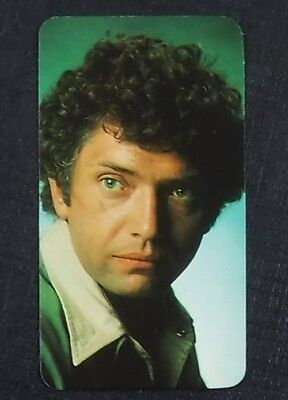 Martin Shaw (The Professionals) : 1979 TV All Stars Card by Golden Wonder
