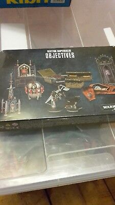 Games Workshop Sector Imperiais Objectives