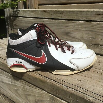 sports shoes a8bd0 e690b Nike Air Visi Pro Shoes sz 10.5 Mens Athletic Sneakers 407844-105 Clean 2010
