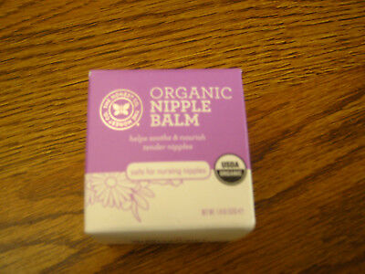 The Honest Company  Organic Nipple Balm  1.8 oz  New in Imperfect Box