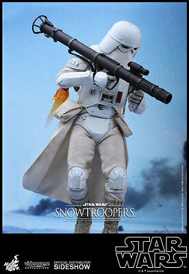 Star Wars: Battlefront~Snowtrooper~Sixth Scale Figure~Deluxe~Vgm24~Hot Toys~Mib