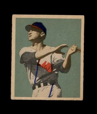 1949 Bowman Baseball #103 Joe Tipton (White Sox) VGEX+