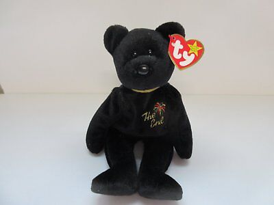 Beanie Babies-The End  -  N/R - 1999- N/R - Ships Free! -