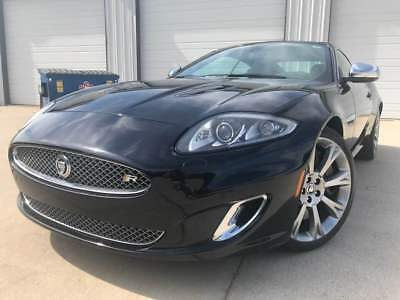 2013 Jaguar XKR 510 HP SUPERCHARGED 2013 510 HORSEPOWER XKR NEW TIRES CLEAN CAR FAX NO PAINT WORK NO ACCIDENTS