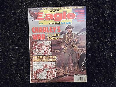 The New Eagle Comic 23Rd February 1991 First Charleys War