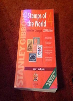 Stanley Gibbons Stamps Of The World (Jersey-New Republic),N/A