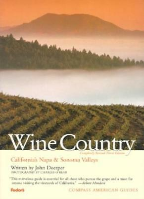 Compass Wine Country (Compass American Guides),John Doerper