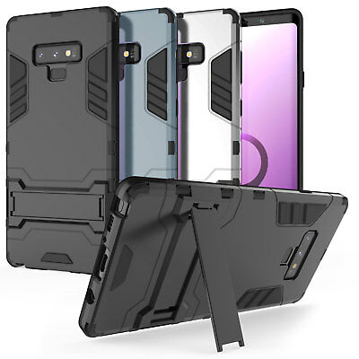 Heavy Duty Armour Case For The Samsung Galaxy Note 9 Shockproof Best Cover