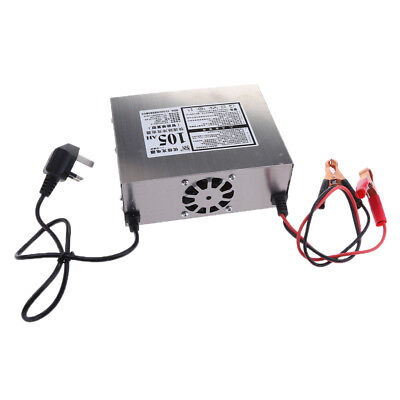 Car Battery Charger Automatic Smart Intelligent Pulse Repair 220V 12V/24V