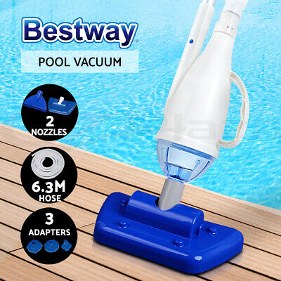 Bestway Flowclear™ Pool Cleaner Cleaners Vacuums Swimming Cleaning Kit Maintain